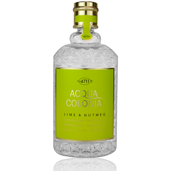 4711 Acqua Colonia Lime & Nutmeg Eau de Cologne 170ml