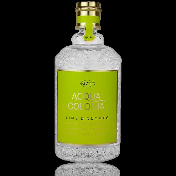 4711 Acqua Colonia Lime & Nutmeg Eau de Cologne 170ml