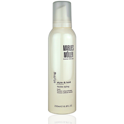 Marlies Möller Style & Hold Flexible Styling Foam Haar Schaum 200ml