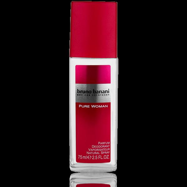 half off a57c6 4f0f2 Bruno Banani Pure Woman Deodorant Spray 75ml