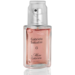 Gabriela Sabatini Miss Gabriela Night Eau de Toilette 20ml