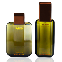 Antonio Puig Quorum Eau de Toilette 100ml + After Shave 100ml