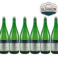 """Weingut Dackermann Glühwein """"Candidus"""" weiß (6x1,0l)"""