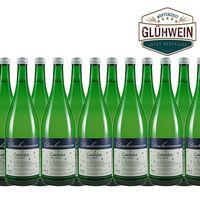 """Weingut Dackermann Glühwein """"Candidus"""" weiß (12x1,0l)"""