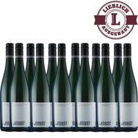 Weißwein Weingut Horst Sünner Winninger Terrassenlage Riesling trocken ( 12 x 0,75 l )   – Bild 1