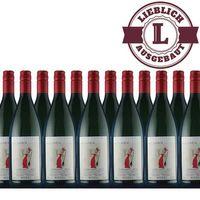 Weißwein Weingut Horst Sünner Winninger Weinhex  Riesling Qualitätswein mild (12 x 1,0l )   – Bild 1