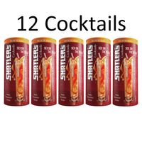 Shatler´s Cocktail Paket Sex on the Beach  (12x0,2l)