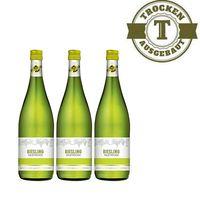 Weißwein Rheinhessen Riesling halbtrocken (3 x 1,0 l)