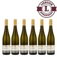 Weingut Roland Mees Nahe Kreuznacher Rosenberg Müller-Thurgau Qualitätswein lieblich  (6 x 0,75l)   – Bild 1