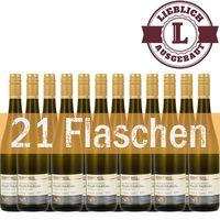 Weingut Roland Mees Nahe Kreuznacher Rosenberg Müller-Thurgau Qualitätswein lieblich  (12 x 0,75l)   – Bild 1