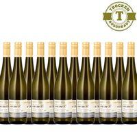 """Weißwein Weingut Roland Mees Nahe Kreuznacher Rosenberg Chardonnay trocken """"Erste Liebe"""" (12 x 0,75l)   – Bild 1"""
