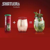 Shatler´s Cocktail Paket Alkoholfrei Wake up (12x0,2l)    – Bild 3
