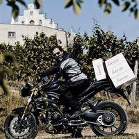 Weißwein Weingut  Alexander Danner  Chardonnay 2013 Typ 3 trocken Ausbau im kleinen Barrique (1x0,75l)   – Bild 7