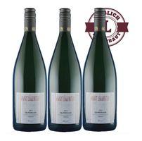 Weißwein Weingut Horst Löwenstein Winninger Domgarten Qualitätswein 2016 lieblich (3 x 1,0 l)   – Bild 1
