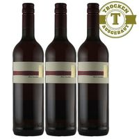 Weingut Krieger Pfalz Rosé Spätburgunder Qualitätswein 2017 trocken (3 x 0,75l)   – Bild 1