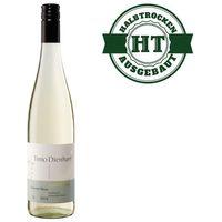 Weißwein Weingut Timo Dienhart Cabernet Blanc Qualitätswein 2017 halbtrocken ( 1 x 0,75 l )   – Bild 1