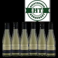 Weißwein Weingut Timo Dienhart Rivaner Classic Qualitätswein 2017 halbtrocken ( 6 x 0,75 l )   – Bild 1