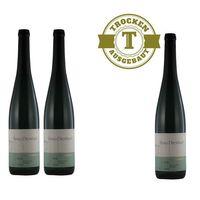 Weißwein Weingut  Römerkelter Riesling Titan Qualitätswein 2016 trocken ( 3 x 0,75 l )