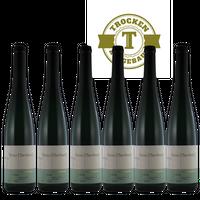 Weißwein Weingut  Römerkelter Riesling Titan Qualitätswein 2016 trocken ( 6 x 0,75 l ) - VERSANDKOSTENFREI - – Bild 1