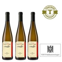Weißwein Weingut  Lorenz Kunz VDP.GUTSWEIN Riesling  2017 Classic (3x0,75l)   – Bild 1