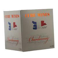 Weißwein Bag in Box Frankreich  Cube Wines Chardonnay 2,25 Liter