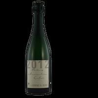 Winzersekt Weingut Lorenz Kunz VDP.Gutssekt Chardonnay 2012 extra dry (1x0,75)   – Bild 1