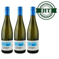 Weingut Martin Schropp | Weißherbst | Schwarzriesling (3 x 1,0l) - VERSANDKOSTENFREI - – Bild 1