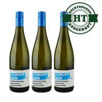 Weingut Martin Schropp | Weißherbst | Spätburgunder halbtrocken 2015 (3 x 1,0l) - VERSANDKOSTENFREI - – Bild 1