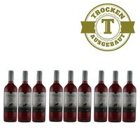 Roséwein Chile Shiraz Rapel Valley trocken 2015 (9x0,75l)