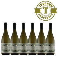 Weißwein Weingut Krieger Pfalz Sauvignon Blanc Rhodter Rosengarten 2016 Kabinett trocken (6 x 0,75l)