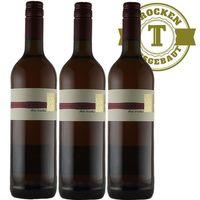 Rotwein Weingut Krieger Pfalz Spätburgunder Qualitätswein 2016 trocken (3 x 0,75l)   – Bild 1
