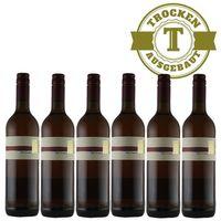 Rotwein Weingut Krieger Pfalz Spätburgunder Qualitätswein 2016 trocken (6 x 0,75l)   – Bild 1
