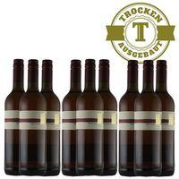 Rotwein Weingut Krieger Pfalz Spätburgunder Qualitätswein 2016 trocken (9 x 0,75l)   – Bild 1