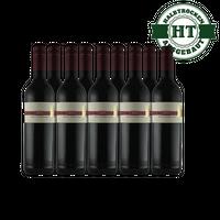 Rotwein Weingut Krieger St.Laurent Qualitätswein 2017 halbtrocken (9 x 0,75 l)   – Bild 1