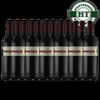 Rotwein Weingut Krieger St.Laurent Qualitätswein 2017 halbtrocken (12 x 0,75 l)   – Bild 1