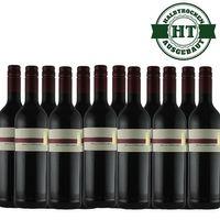 Rotwein Weingut Krieger Pfalz Dornfelder Qualitätswein 2016 halbtrocken (12 x 0,75 l)   – Bild 1
