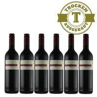 Rotwein Weingut Krieger Pfalz Cabernet Cubin Spätlese 2015 trocken (6 x 0,75l) - VERSANDKOSTENFREI -