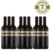 Weingut Krieger Pfalz Rosé Spätburgunder Qualitätswein 2017 trocken (9 x 0,75l)   – Bild 1