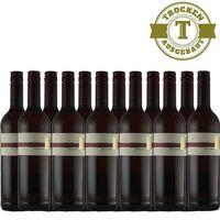 Weingut Krieger Pfalz Rosé Spätburgunder Qualitätswein 2017 trocken (12 x 0,75l)   – Bild 1