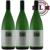 Weißwein Weingut Krieger Pfalz Kerner Rhodter Ordensgut 2016 lieblich (3 x 1,0l)   – Bild 1