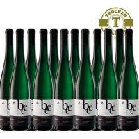 """Weißwein Weingut  Römerkelter """"Bee"""" Kräuterwingert Honigberg Riesling Qualitätswein 2016 trocken (12 x 0,75 L) - VERSANDKOSTENFREI - – Bild 1"""
