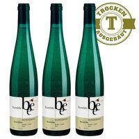 "Weißwein Weingut  Römerkelter ""Bee""Kräuterwingert Riesling trocken (3 x 0,75 L)   – Bild 1"