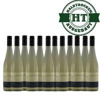 Weißwein Weingut Timo Dienhart Rivaner Classic Qualitätswein 2017 halbtrocken ( 12 x 0,75 l )   – Bild 1