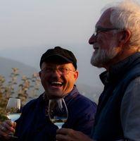 Weißwein Weingut Timo Dienhart Cabernet Blanc Qualitätswein 2017 halbtrocken ( 12 x 0,75 l )   – Bild 4