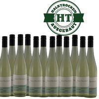 Weißwein Weingut Timo Dienhart Cabernet Blanc Qualitätswein 2017 halbtrocken ( 12 x 0,75 l )   – Bild 1