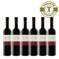 Rotwein Weingut Römerkelter Regent Qualitätswein trocken 2016 (6 x 0,75l)   – Bild 1