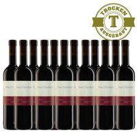 Rotwein Weingut Römerkelter Regent Qualitätswein trocken 2016 (12 x 0,75l)   – Bild 1