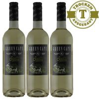 Weißwein Südafrika Green Cape Sauvignon blanc 2015 trocken (3 x 0,75l) - VERSANDKOSTENFREI - – Bild 1