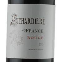 Rotwein Frankreich Vin de France Rouge 2015 (3 x 0,75l)   – Bild 2