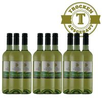 Weißwein South Valley White Wine USA 2015 trocken (9 x 0,75l) - VERSANDKOSTENFREI -